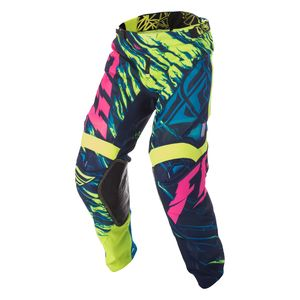 Fly Racing Dirt Youth Kinetic Mesh Relapse Pants