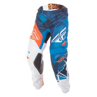 Fly Racing Youth Kinetic Mesh Crux Pants