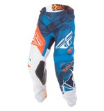 Fly Racing Youth Kinetic Mesh Crux Pants