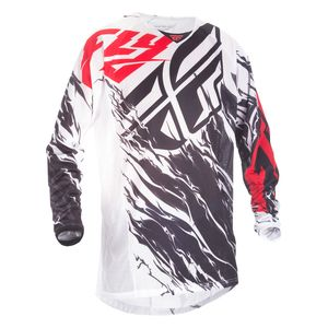 Fly Racing Dirt Kinetic Mesh Relapse Jersey