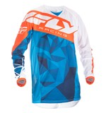 Fly Racing Youth Kinetic Mesh Crux Jersey