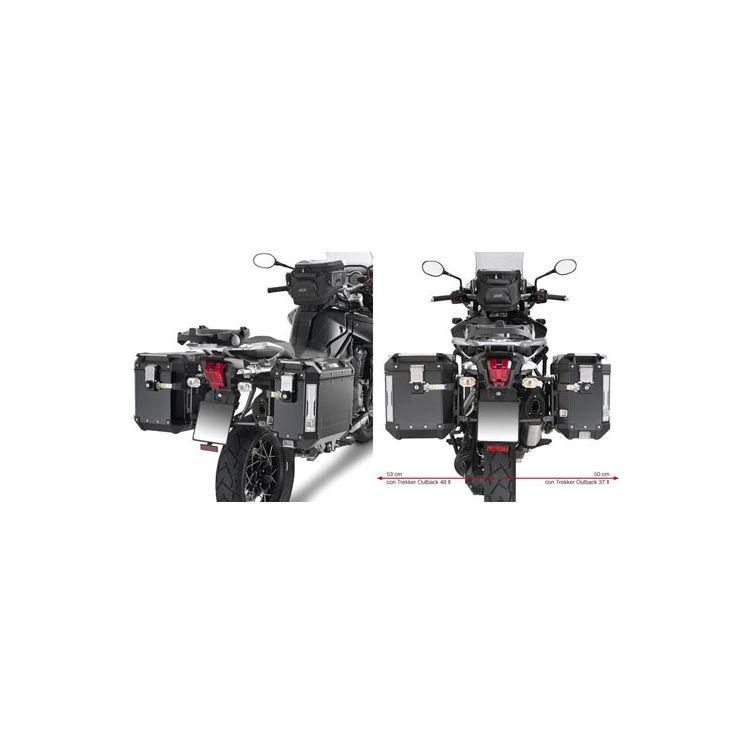 Givi PL6403CAM Side Case Racks Triumph Tiger Explorer 1200 2012-2015 [Previously Installed]
