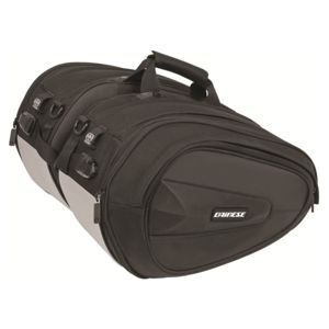 Dainese D-Saddle Motorcycle Saddlebags