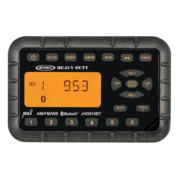 Jensen JHD910BT Bluetooth Mini Radio [Previously Installed]