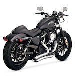 Vance & Hines Big Radius Exhaust For Harley Sportster 2014-2017 Chrome [Demo - Acceptable]