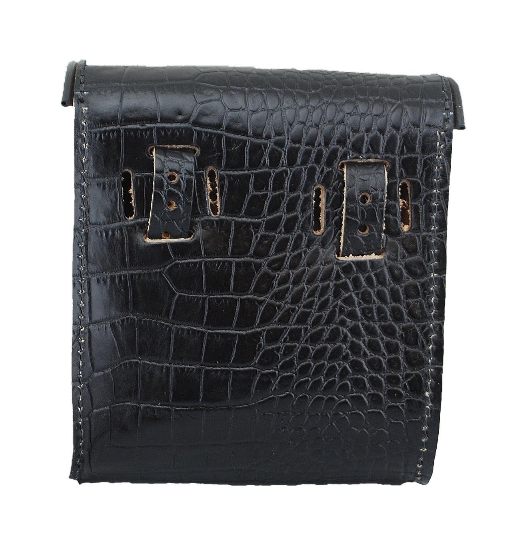 la rosa leather sissy bar bag | 5% ($3.00) off! - revzilla