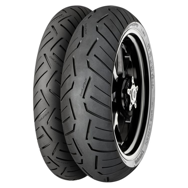 Continental Road Attack 3 Tires | 23% ($60 14) Off! - RevZilla