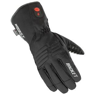 Joe Rocket Rocket Burner Heated Gloves Black / SM [Demo - Good]