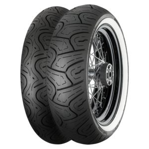 Continental ContiLegend White Wall Tires