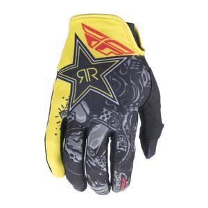 Fly Racing Dirt Lite Rockstar Gloves