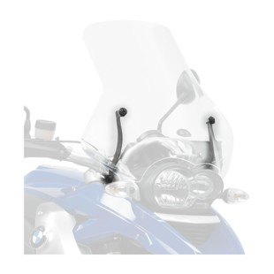 Givi D330KIT Windshield Fit Kit BMW R1200GS 2004-2012