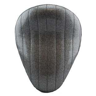 La Rosa Narrow Metal Flake Solo Seat
