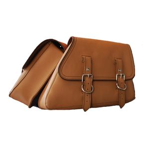 La Rosa Throw-Over Saddlebags