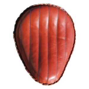 La Rosa Narrow Leather Solo Seat