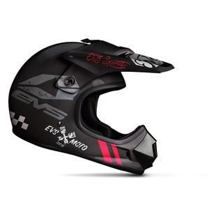 EVS Youth T3 Fury Helmet