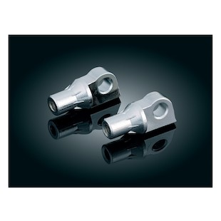 Kuryakyn Tapered Cruise Foot Peg Adapters For Harley [Open Box]