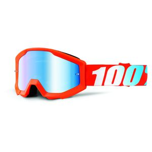 100% Youth Strata Goggles - Mirrored Lens