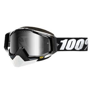 100% Racecraft Snow Goggles - Mirrored Lens