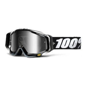 7a42dfd79df 100% Racecraft Goggles - Mirrored Lens