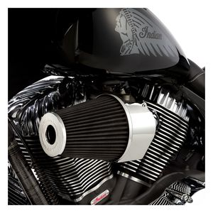 Arlen Ness Naked Monster Sucker Air Cleaner Kit For Indian 2014-2019