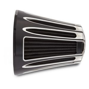 Arlen Ness Deep Cut Monster Sucker Air Cleaner Kit For Indian 2014-2019