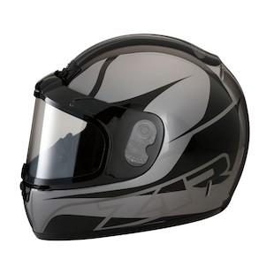 Z1R Phantom Peak Snow Helmet Stealth Black / XL [Demo - Good]