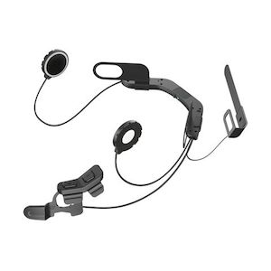 Schuberth 10U Bluetooth Headset For C3 / C3 Pro / C3 Lite / E1 By Sena