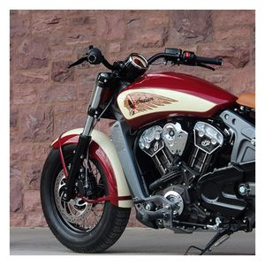Klock Werks Klassic Handlebars For Indian Scout 2015-2019