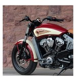 Klock Werks Klassic Handlebars For Indian Scout 2015-2018