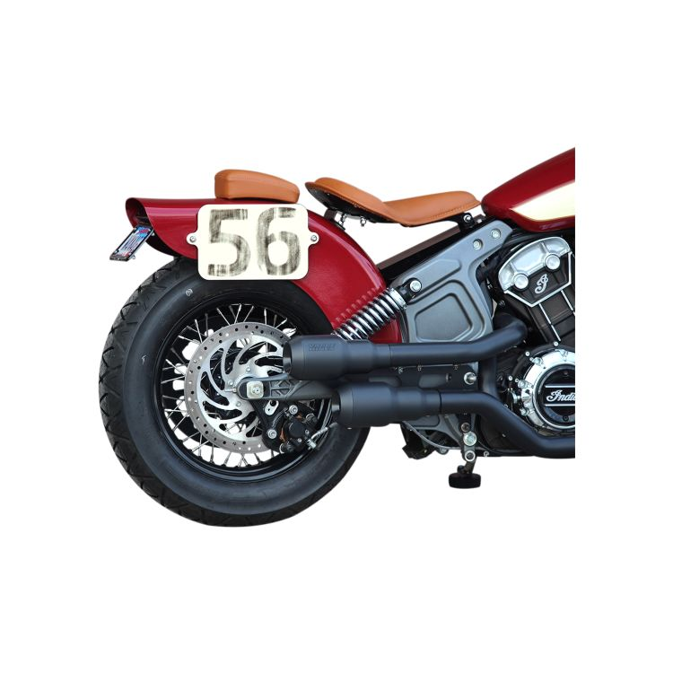 Klock Werks Side Number Plate For Indian Scout 2015-2019