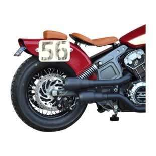Klock Werks Side Number Plate For Indian Scout 2015-2018
