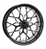 Performance Machine Galaxy 21 x 3.5 Front Wheel For Harley Touring 2008-2013