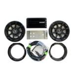 Klock Werks Kicker Fairing Audio Kit For Harley Road Glide 1998-2013