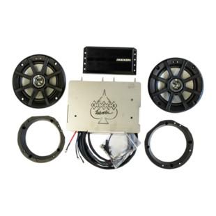 Klock Werks Kicker Fairing Audio Kit For Harley Electra / Street Glide 1996-2013