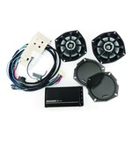 Klock Werks Kicker Tour Pack Audio Kit For Harley Ultra 1996-2013