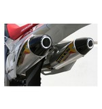Bill's Pipes SA-4 Slip-On Exhaust Honda CRF250R 2014-2017