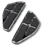 Roland Sands Traction Passenger Floorboards For Harley FL 1986-2017