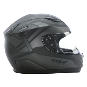 Fly Racing Street Conquest Mosaic Helmet (LG)