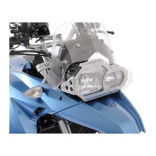 SW-MOTECH Headlight Guard BMW F650GS / F800GS Silver [Previously Installed]