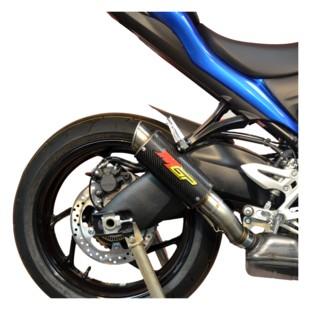 Hotbodies Racing MGP Slip-On Exhaust Suzuki GSXS 1000 / GSXS 1000F 2016-2017