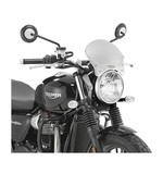 Givi AL6407A Windshield Fit Kit Triumph Bonneville Street Twin 2016-2017