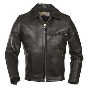 Schott 689H Classic Horsehide Spread Collar Jacket
