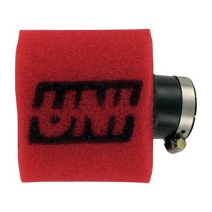 UNI Universal 2-Stage Clamp-On Angled Pod Air Filter