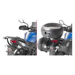 Givi 3111FZ Top Case Support Brackets Suzuki SV650 2017-2018