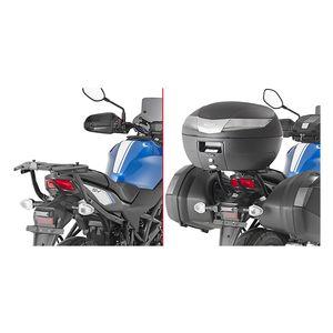 Givi 3111FZ Top Case Support Brackets Suzuki SV650 2017