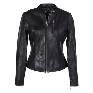 Schott 21141W Lambskin Cafe Women's Jacket