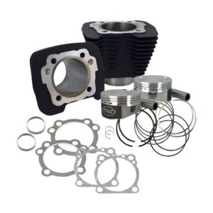 S&S 1250 Big Bore Kit For Harley Sportster 1986-2019