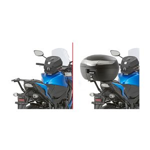 Givi 3110FZ Top Case Support Brackets Suzuki GSXS1000 / F 2016-2018