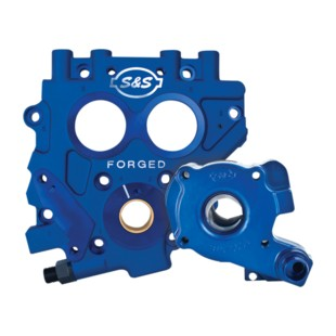 S&S TC3 Oil Pump Cam Support Plate Kit For Harley 1999-2006