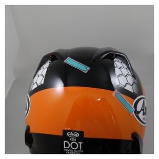 Arai XD-4 Mesh Helmet Orange / MD [Blemished - Very Good]